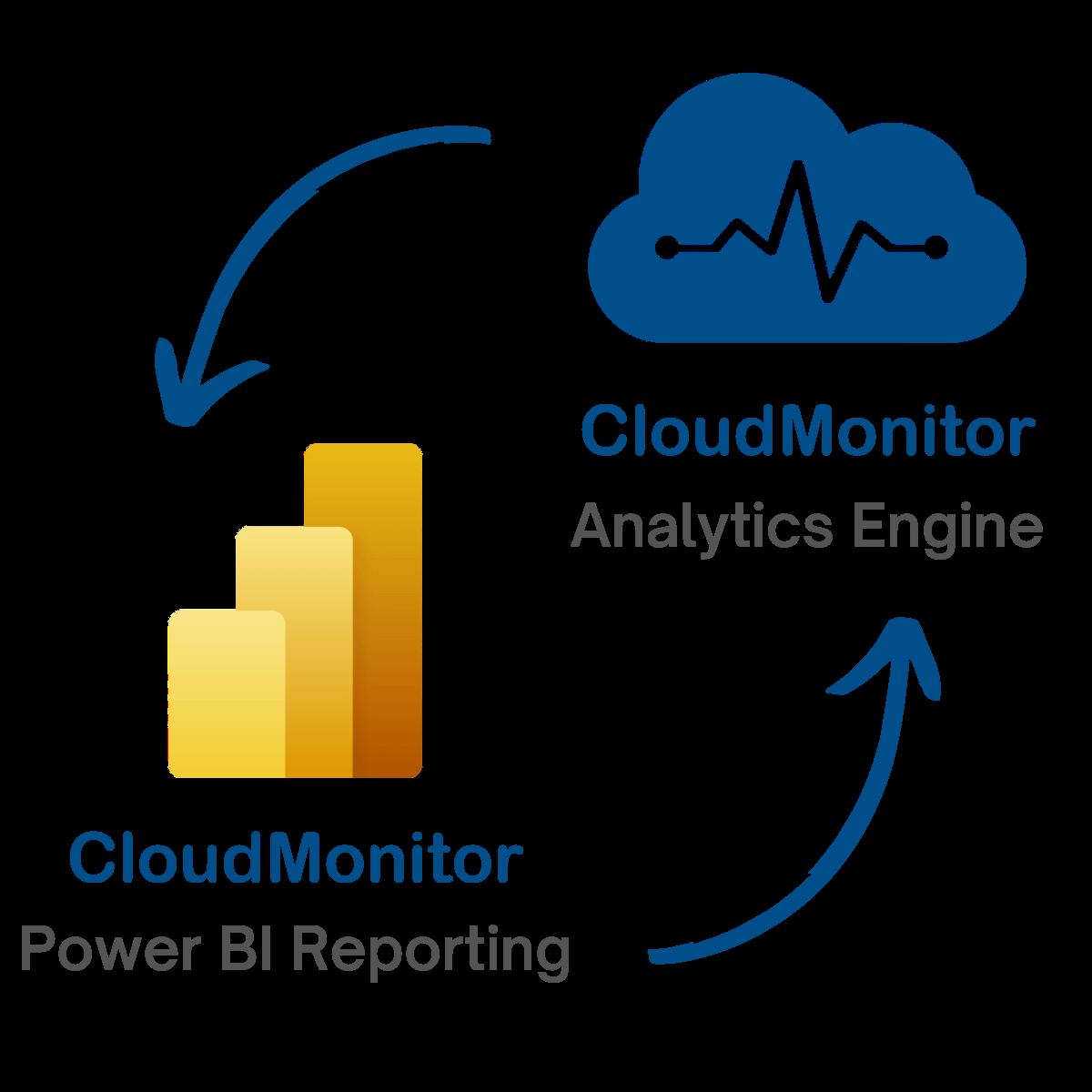 Connect Power BI Reporting adn Analytics Engine